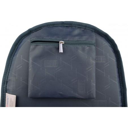 Pojemna kieszonka w środku plecaka dla pierwszoklasisty pozwoli na przechowanie cennych drobiazgów