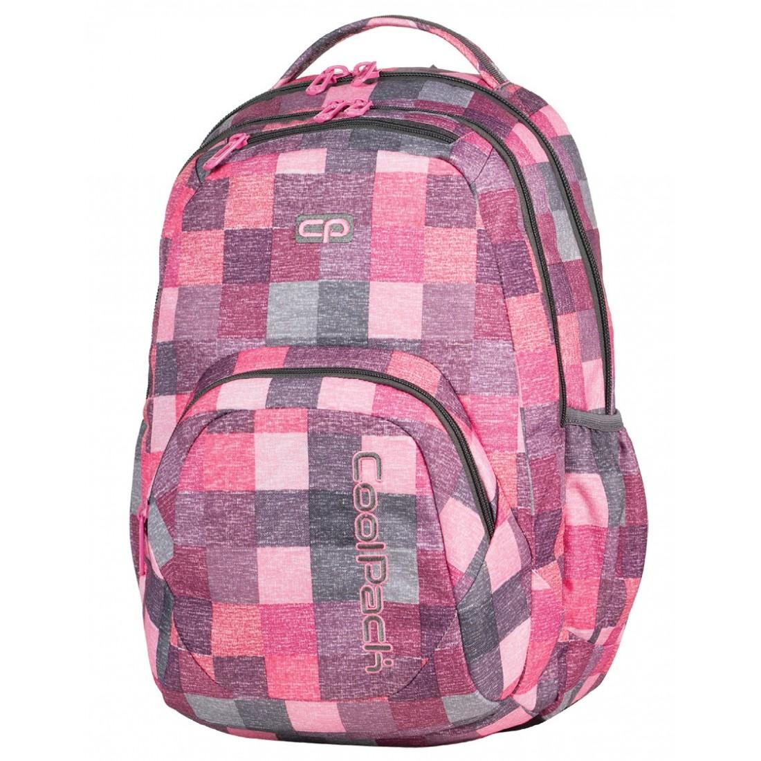 Plecak młodzieżowy CoolPack SMASH ROSE SHADES CP 409 - plecak-tornister.pl