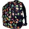Plecak szkolny ST.RIGHT BP01 ma 4 komory i mnóstwo miejsca na wszystkie przybory szkolne