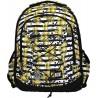 Back 2 school! Powróć do szkoły w wielkim stylu z plecakiem ST.RIGHT Tropical Party w żółte i złote ananasy!