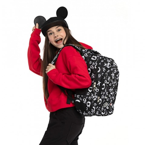 Plecak szkolny ST.RIGHT xD czarny BP32
