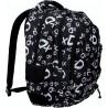 Plecak do szkoły podstawowej ST.RIGHT xD czarny BP32 dla uczniów 2-3 klasy