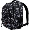 Plecak do szkoły podstawowej ST.RIGHT BP32 ma profilowane i regulowane szelki