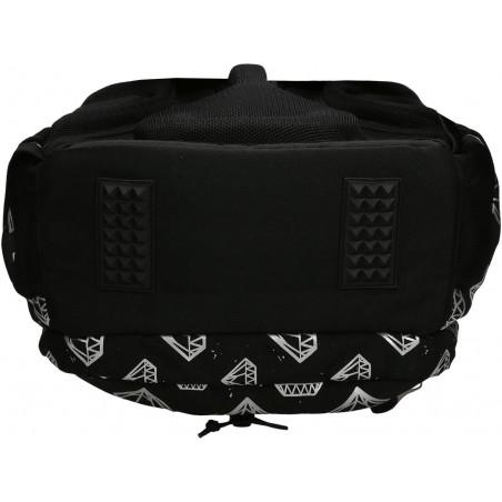 Plecak ST.RIGHT St.Majewski BP32 Diamonds, ma wzmocniony spód, który długotrwale zabezpieczy materiał przed przetarciem