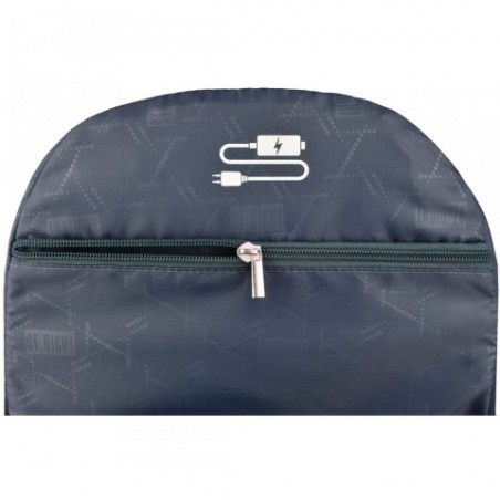 W modelu BP32 Diamonds możesz przenosić laptopa i dzięki specjalnej kieszeni, również niezbędne akcesoria