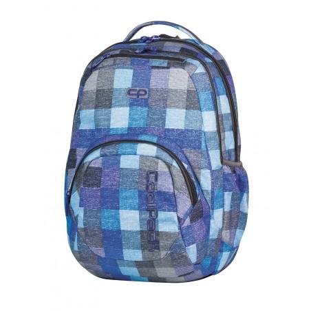 Plecak młodzieżowy CoolPack SMASH BLUE SHADES CP 403