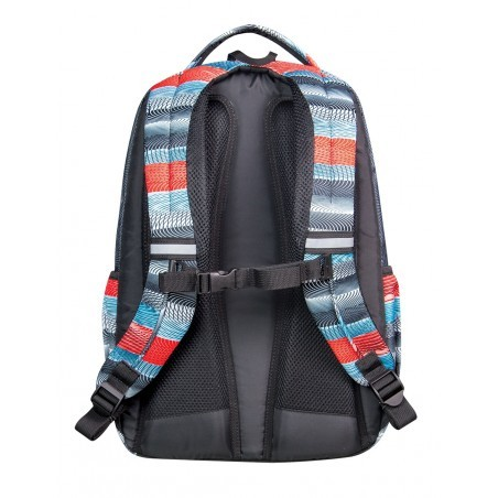 Plecak młodzieżowy CoolPack SMASH ORANGE TWIST CP 391