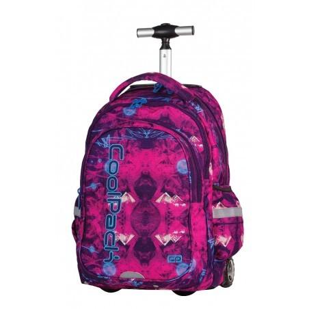 Plecak na kółkach CoolPack Junior PURPLE DESERT CP 539