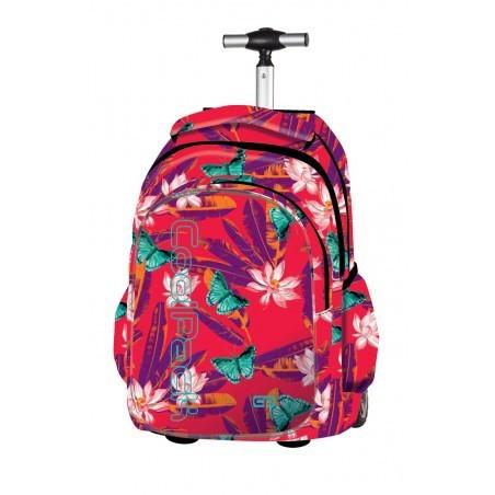 Plecak na kółkach CoolPack Junior BAHAMAS CP 604
