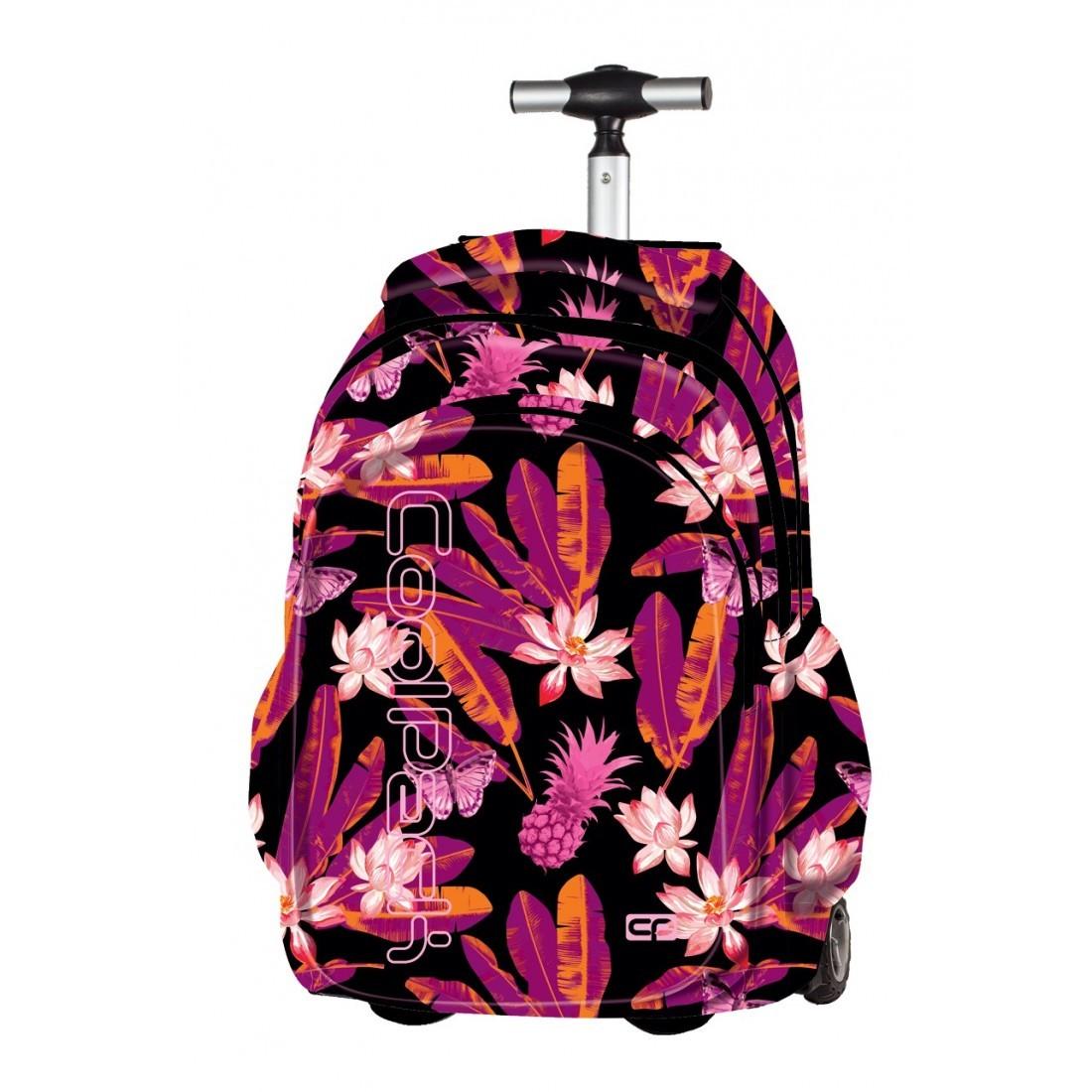 Plecak na kółkach CoolPack Junior TAHITI CP 603 - plecak-tornister.pl