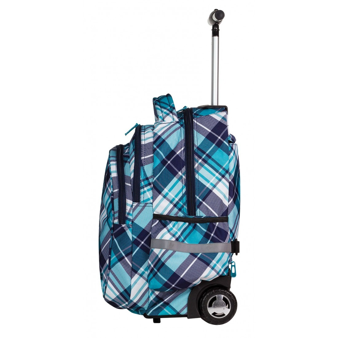 Plecak na kółkach CoolPack Junior DERRICK CP 503 - plecak-tornister.pl