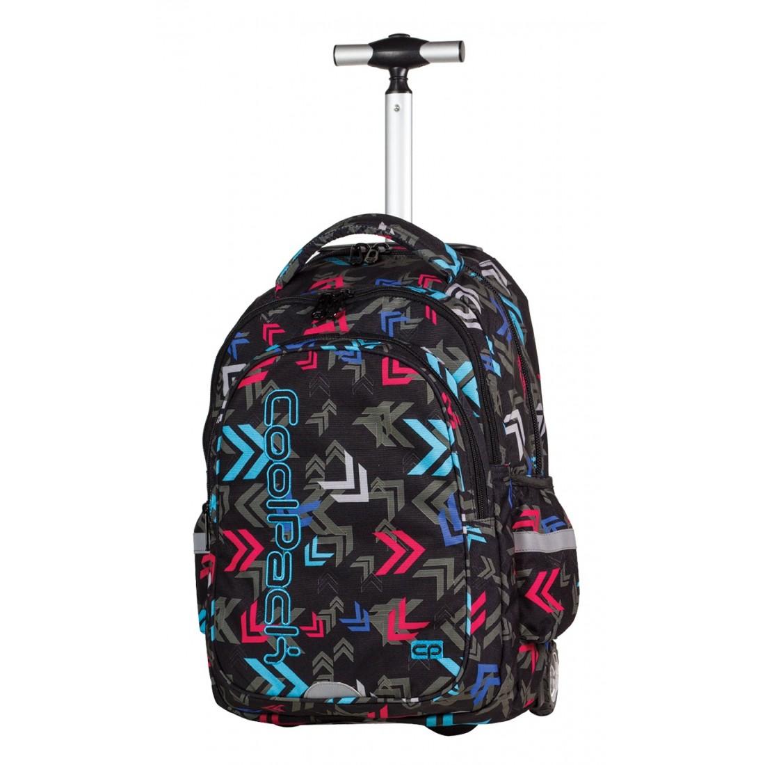 Plecak na kółkach CoolPack Junior ARROWS CP 552 - plecak-tornister.pl