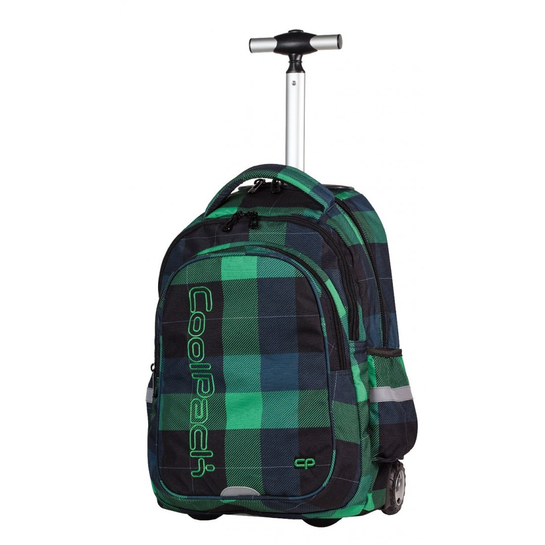 Plecak na kółkach CoolPack Junior OXFORD CP 494 - plecak-tornister.pl