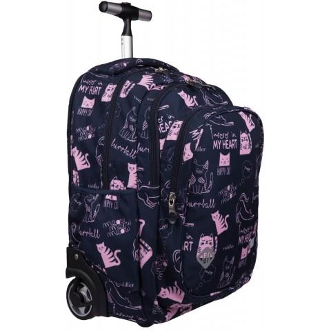 92805b8cdf83f Plecaki na kółkach - szkolne plecaki dla dzieci i młodzieży - plecak ...