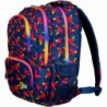 Plecak dla nastolatków w najmodniejszy print egzotycznych ptaków