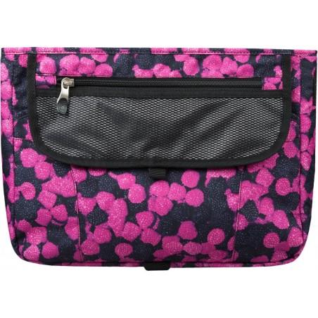Pojemne kieszenie torby na ramię Berries ułatwią praktyczne przechowywanie najważniejszych rzeczy