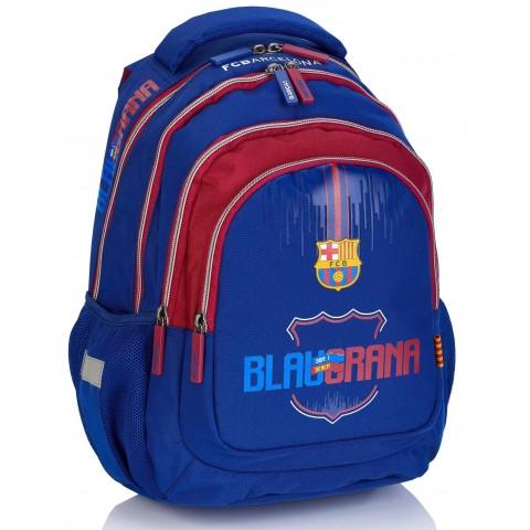 Plecak szkolny FC Barcelona FC-221 do pierwszej klasy Blaugrana