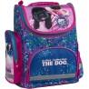 Tornister z pieskiem szkolny THE DOG pieski dla dziewczynki