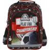 Plecak dla chłopca z piłką nożną FOOTBALL CHAMPIONSHIP