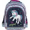 Plecak jednorożec do 1 klasy UNICORN miętowy dla dziewczynki