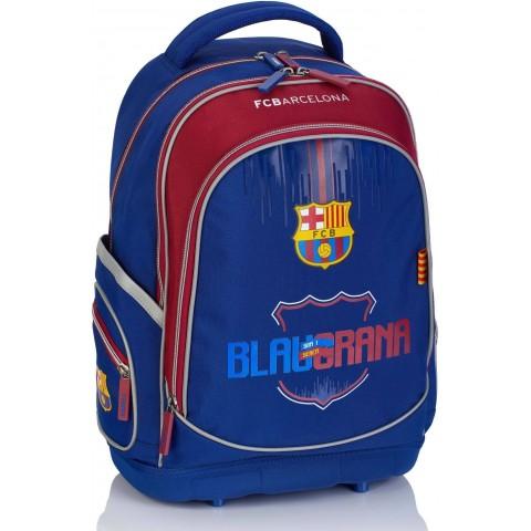 Plecak ergonomiczny FC Barcelona granatowy FC-230
