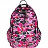 Plecak dziewczęcy do klas 1-3 różowy ST.RIGHT HEARTS serca BP58