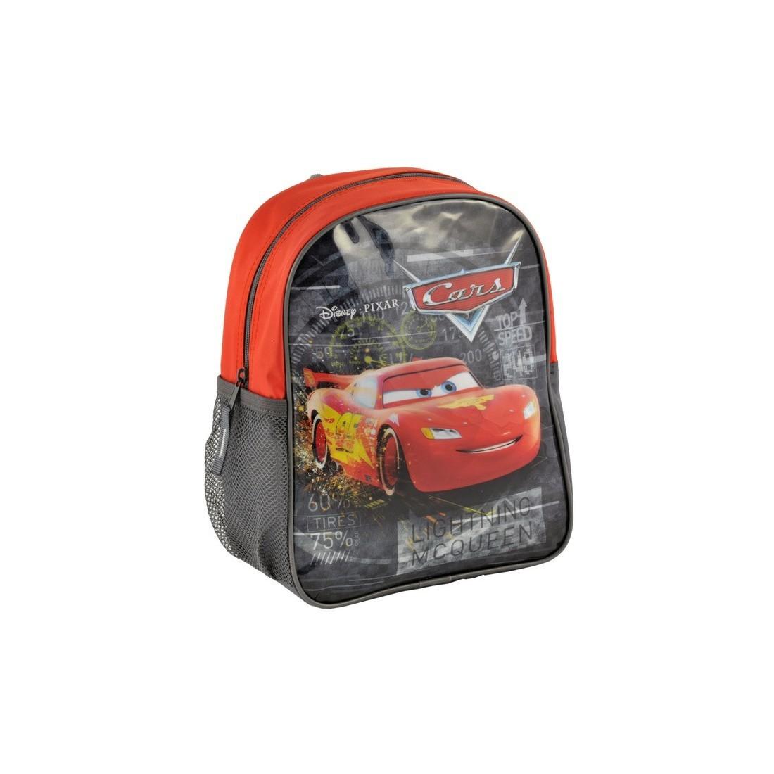 Plecaczek Cars czerwony - plecak-tornister.pl