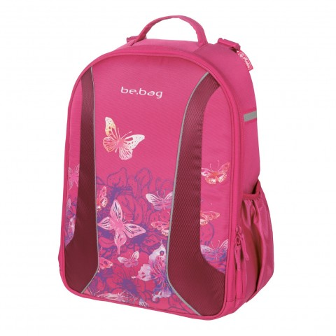 PLECAK be.bag AIRGO WATERCOLOR BUTTERFLY Motyl