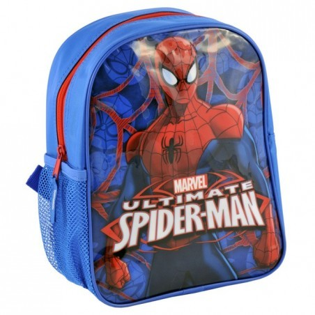 Plecaczek Spider-Man granatowy