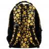 Plecak do szkoły młodzieżowy Emoji emotki BackUP z minkami X61