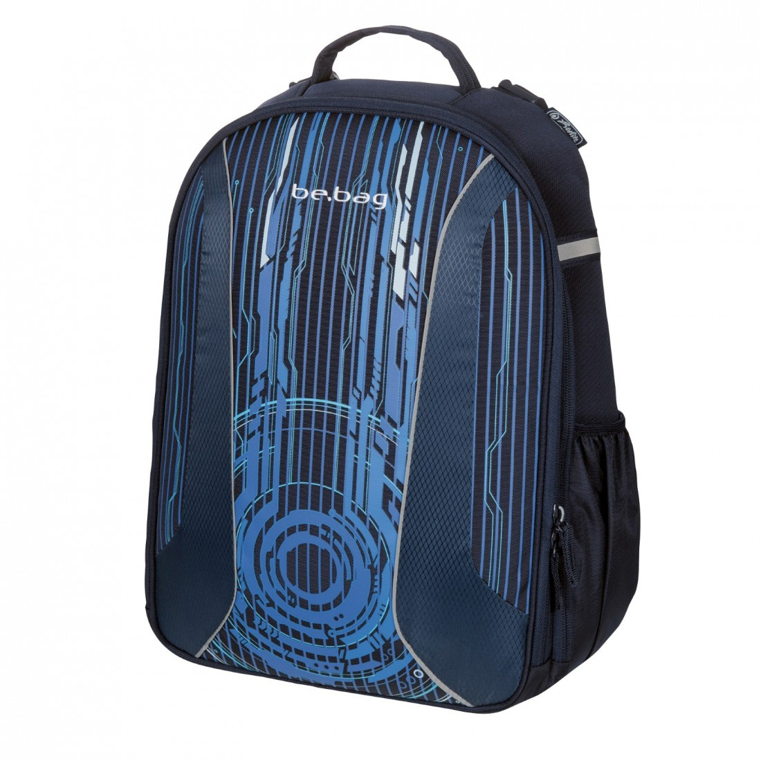 PLECAK be.bag AIRGO SPACESHIP Kosmos - plecak-tornister.pl