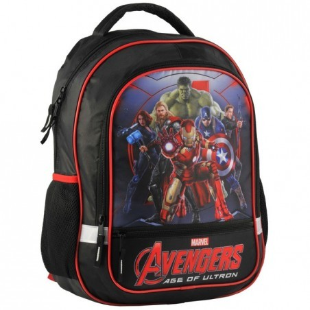 Plecak szkolny Avengers czarny