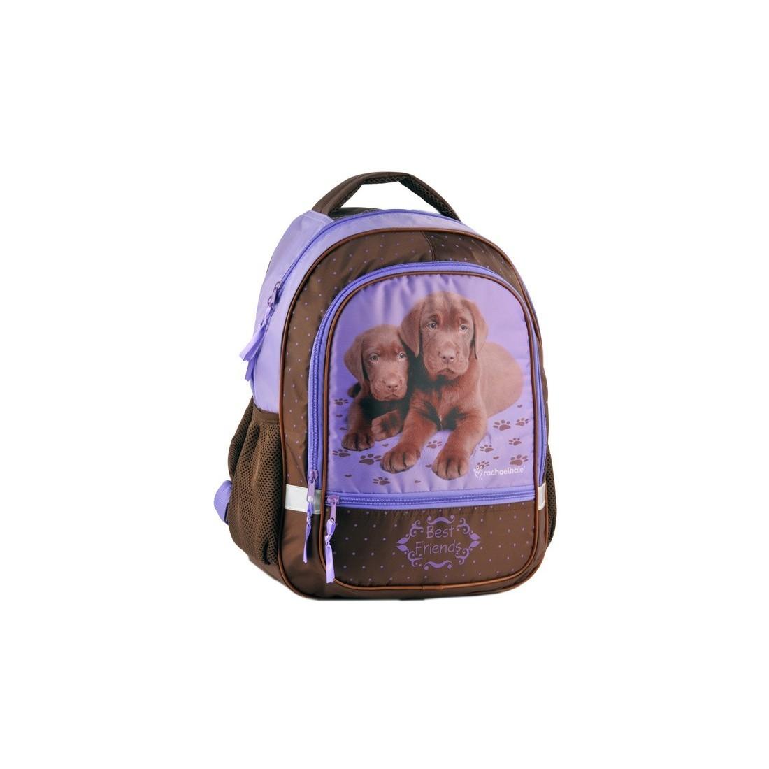 Plecak szkolny Rachael Hale labradory - plecak-tornister.pl