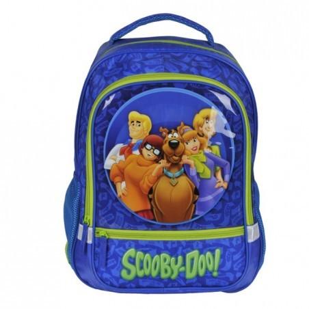 Plecak szkolny Scooby Doo granatowy