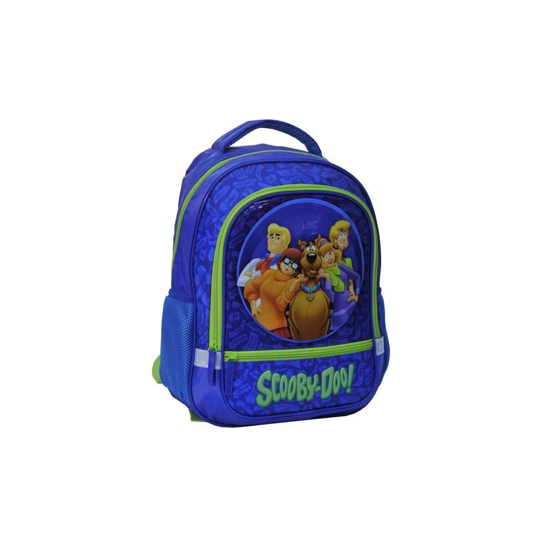 Plecak szkolny Scooby Doo granatowy - plecak-tornister.pl