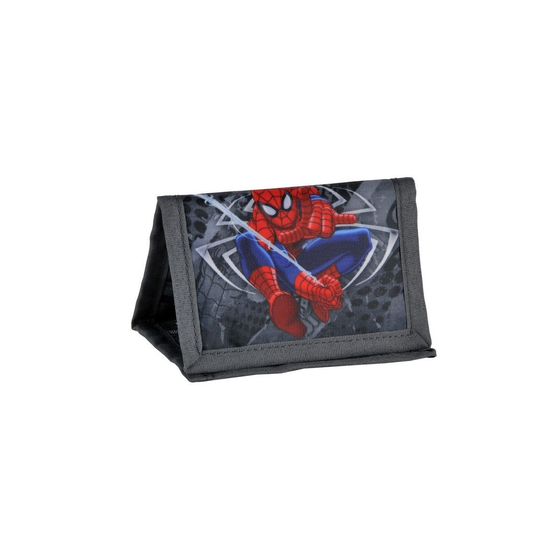 Portfel Spider-Man szary - plecak-tornister.pl
