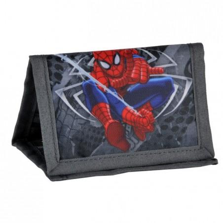 Portfel Spider-Man szary