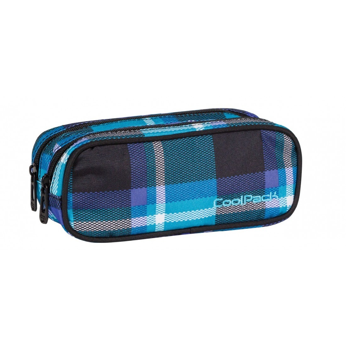 Saszetka podwójna CoolPack CLEVER SCOTT CP 387 - plecak-tornister.pl