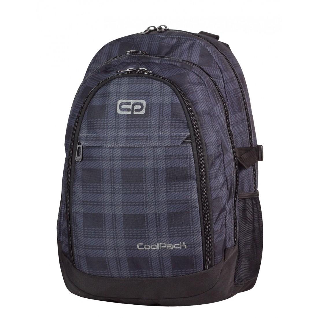 Duży plecak młodzieżowy CoolPack 368 Grand Derby dla chłopaka - plecak-tornister.pl