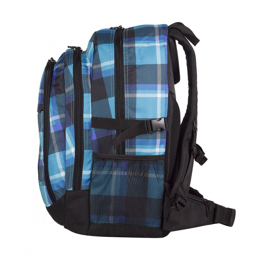 Duży plecak młodzieżowy CoolPack 384 Grand Scott dla chłopaka - plecak-tornister.pl