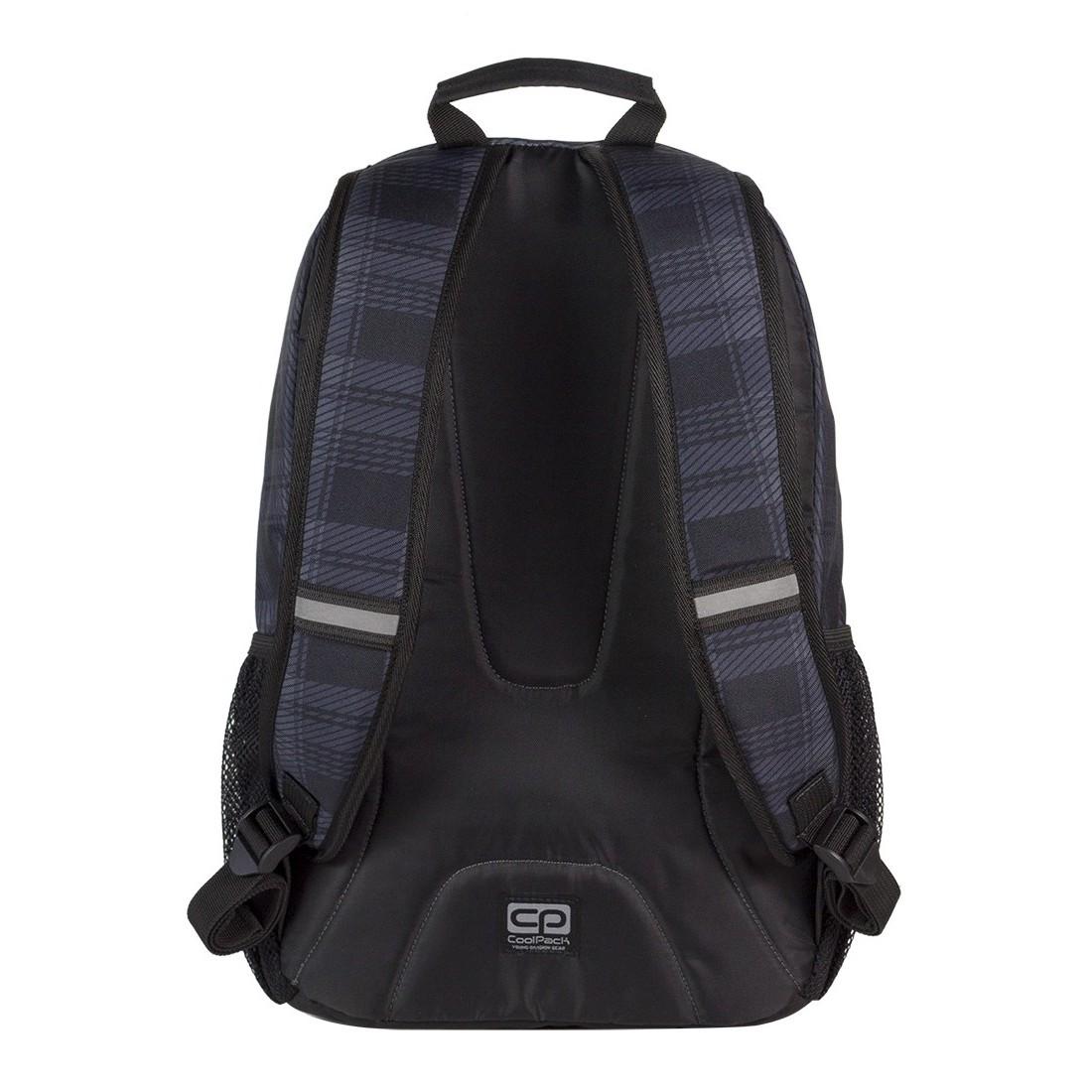 Plecak młodzieżowy CoolPack ACTION 2 przegrody DERBY CP 370 - plecak-tornister.pl