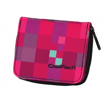 PORTFEL COOLPACK CP HAZEL RED BERRY 522