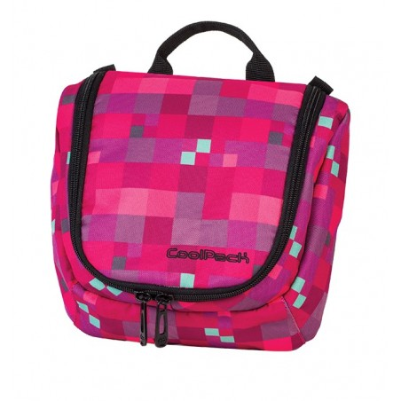 KOSMETYCZKA COOLPACK CP TRAVEL RED BERRY 524