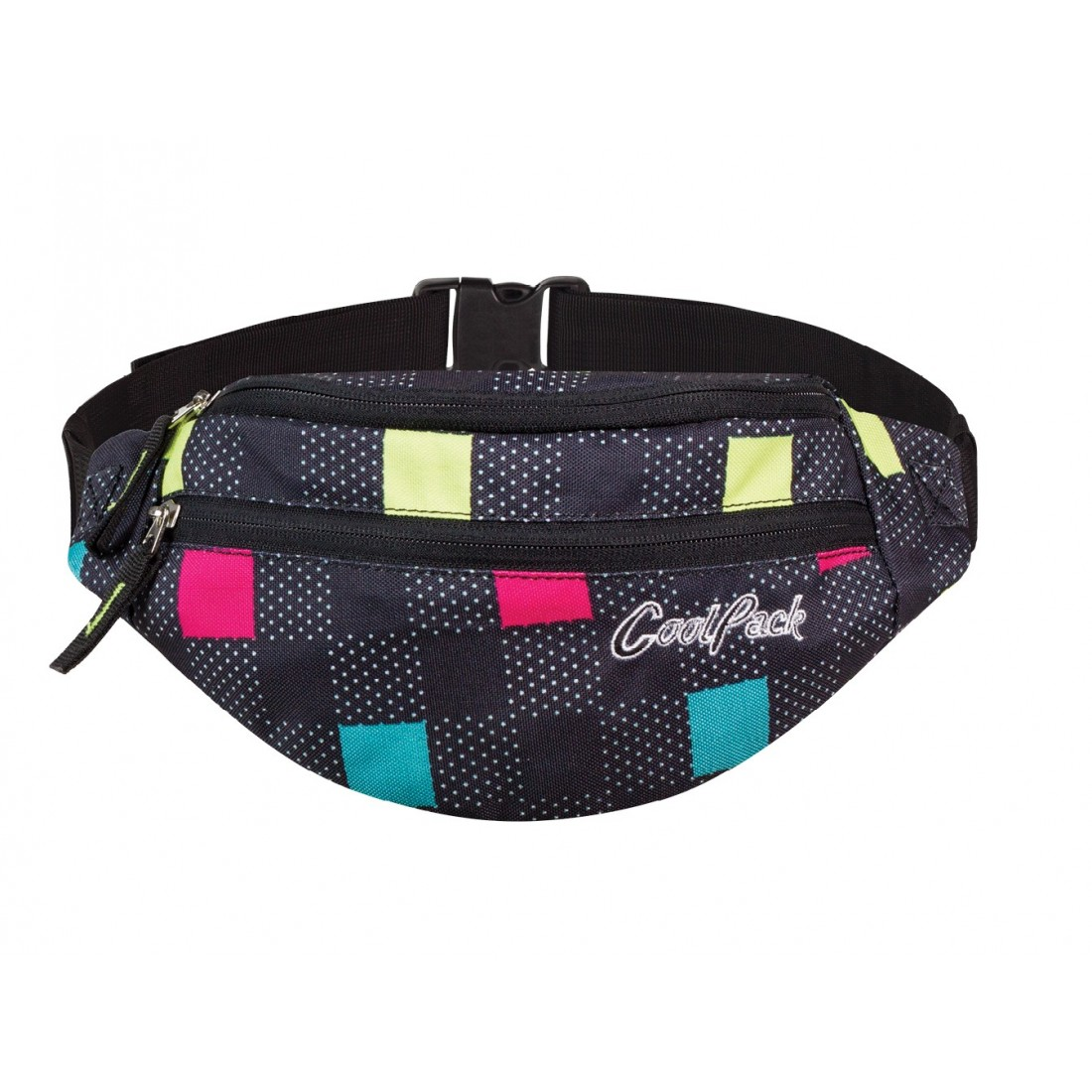 SASZETKA / NERKA / TORBA NA PAS COOLPACK POLAR COLOUR TILES 475