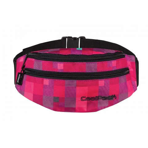 SASZETKA / NERKA / TORBA NA PAS COOLPACK CP MADISON RED BERRY 520