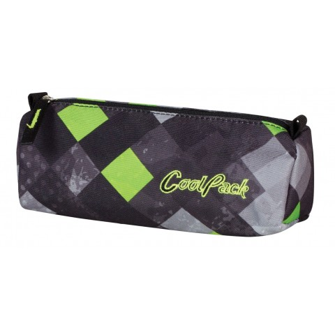 Piórnik szkolny TUBA Coolpack CP - TUBE GRUNGE GREY 459