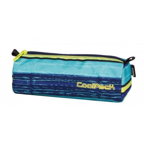 Piórnik szkolny TUBA Coolpack CP - TUBE BLUE LAGOON 532