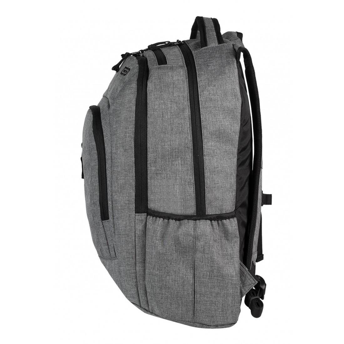 Plecak młodzieżowy CoolPack CP Mercator Snow Grey dla chłopaka - plecak-tornister.pl