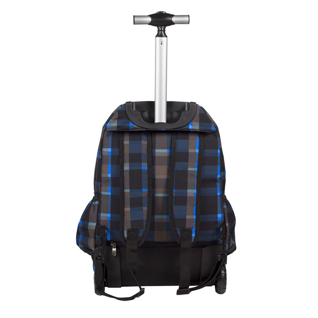 Plecak na kółkach CoolPack Junior TEXAS CP 073a - plecak-tornister.pl
