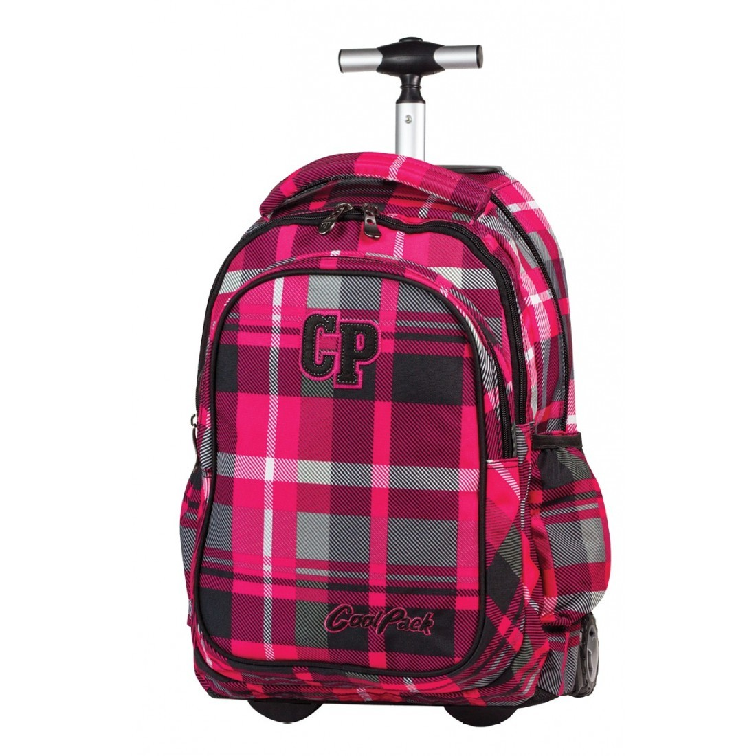 Plecak na kółkach CoolPack Junior RUBIN CP 103a - plecak-tornister.pl